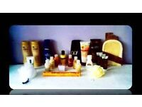 JOB LOT - PAMPER BUNDLE - BATH & BODY PRODUCTS - FOR SALE.
