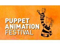 Sensory Storytelling - Puppet Animation Festival at Maryhill Burgh Halls