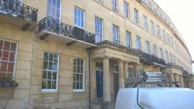 One Bedroom Flat at Lansdown Crescent, Cheltenham, Glos, GL50 2NG