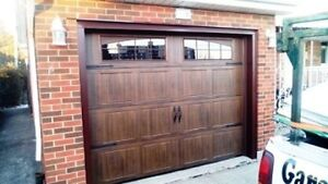 Garage Doors Supply and Install ,Openers and Springs Changed