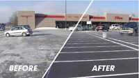 PARKING LOT SWEEPING - FIXED RATE - CALL FOR FREE QUOTE NOW!