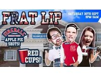 * FAT LIP! * The Annual Frat Party!