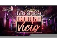 Clube Vicio - Kizomba Party & Dance Classes - 14th January 2017