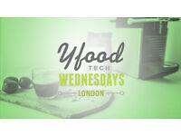 YFood Tech Wednesdays May: Meet Cru Kafe's Colin Pyle