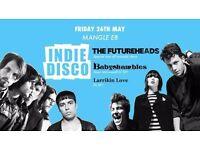 The 2007 Indie Disco ft Babyshambles + Futureheads