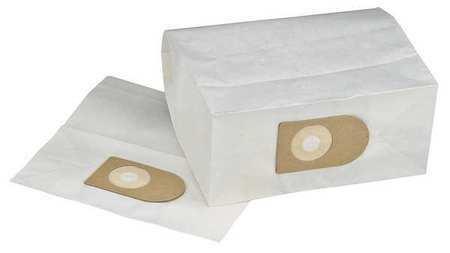 Dynabrade 80076 Disposable Vacuum Paper Bag,17 Gal,Pk10