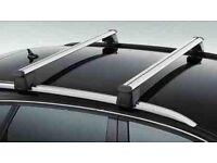 Genuine Audi Q5 Roof Bar set.