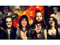 TRAGEDY: METAL TRIBUTE TO THE BEE GEES AT THE BORDERLINE, LONDON