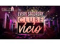 Clube Vicio - Kizomba Party & Dance Classes - 15th April 2017
