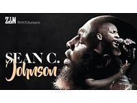SEAN C JOHNSON LIVE IN THE UK