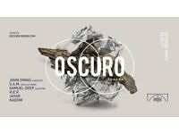 Oscuro 2017 Opening Party