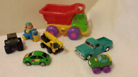 Toy Cars Set (7 pc.)