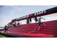 INFLATABLE 5K OBSTACLE RUN WOLVERHAMPTON