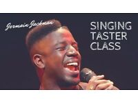 Singing Workshop hosted by Jermain Jackman, Voice UK Winner
