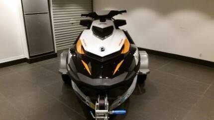 2012 SUPERCHARGED SEA-DOO GTR JETSKI - ONLY 31 HRS Athelstone Campbelltown Area Preview