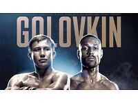KELL BROOK VS. GENNADY GOLOVKIN