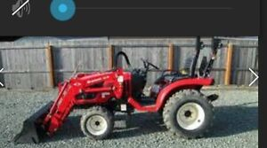 Branson 2800h compact Tractor