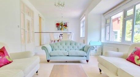 2 Seater Sofa From Laura Ashley Duck Egg Blue Colour In