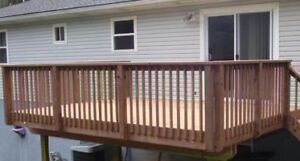 Deck Package - 10 x 16 save $120