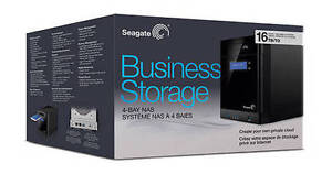 Segate 4 Bay Network Attached Storage 4TB Peterborough Peterborough Area image 2