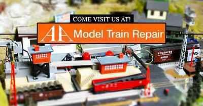 AA Model Train Repair Shop
