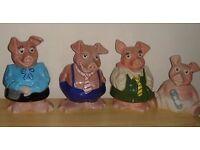natwest pigs mint condition no boxes
