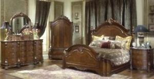 Beautiful King Bedroom set from Stoney Creek Furniture