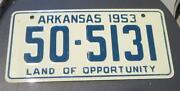 Mini License Plate