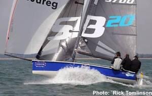 Sports Boat  (SB20) Sandy Bay Hobart City Preview