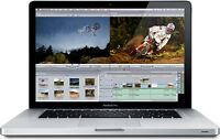 "2008/2009 15 "" Macbook Pro just refurbished"