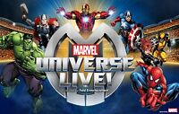Marvel Universe live in Montreal