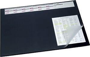 DURABLE - Schreibunterlage mit Vollsichtplatte 52 x 65cm Jahreskalender (7204)