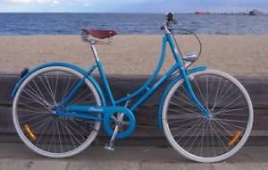 Brand New Ladies Vintage Dutch Bike Port Melbourne Port Phillip Preview