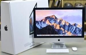 NEW IMAC (Retina 5K, 27-inch, Late 2015) 3.2GHZ 8GB RAM 1TB $1499 FULL BUYNCELL.CA WARRANTY