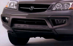 OEM used Acura MDX Lower Front Bumper Grill
