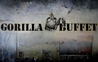 GORILLA BUFFET