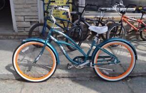 """k037859 Vélo cruiser style vintage electra hawaii edition 18"""" INSTANTCOMPTANT"""