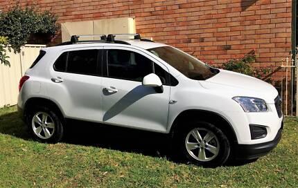 2015 Holden Trax Wagon - Low K,s - Long Rego -Warranty till 2020