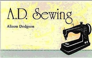 ALTERATIONS, UPHOLSTERY, INDUSTRIAL SEWING JOBS ( AD Sewing ) High Wycombe Kalamunda Area Preview