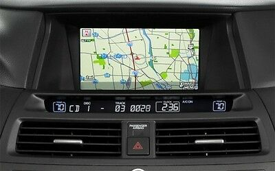 how to update gps map in a 2011 honda accord ebay. Black Bedroom Furniture Sets. Home Design Ideas