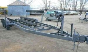 Three Axle Boat Trailer Wanted