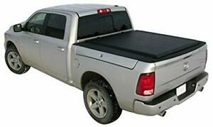Soft Roll Up Tonneau Cover - 09-18 Ram-With RAM BOX 5.7 Bed