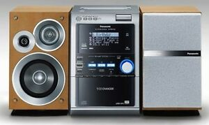 Compact Stereo and MP3 Player
