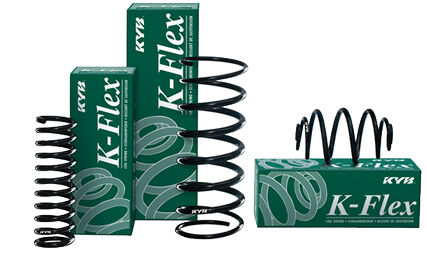 NEW KYB OE QUALITY SUSPENSION COIL SPRING FRONT RC2284