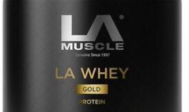 LA Whey Gold 2.2kg - Protein Supplement - Chocolate Flavour