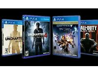 I will buy ps4 games for cheap price