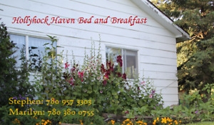 Hollyhock Haven Welcomes You!