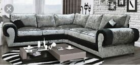 New Luxury ASHLEY corner sofa