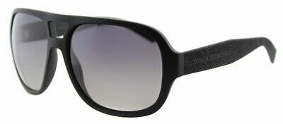 Marc by Marc Jacobs Men's MMJ483/S DL5WJ Polarized Sunglasses Black (Marc By Marc Jacobs Men Sunglasses)