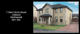 5 Bedroom Detached home for rent, Motherwell ML1. Unfurnished. No Agency Fees